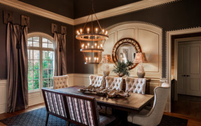 4 Steps to Finding the Right Size Chandelier for Your Dining Room
